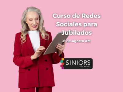 Módulo de Redes Sociales Bancolombia adultos 60+  Grupo 1 SINIORS 31 de agosto 2021 AM